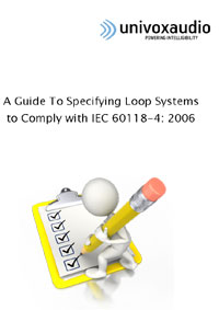 A Guide to Specifying a Loop System