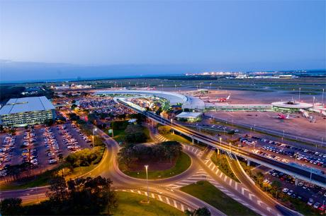Brisbane International Airport, Australia