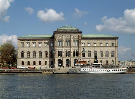 The National Museum of Art, Stockholm, Sweden