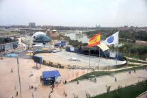 World Expo, Zaragoza, Spain Case study